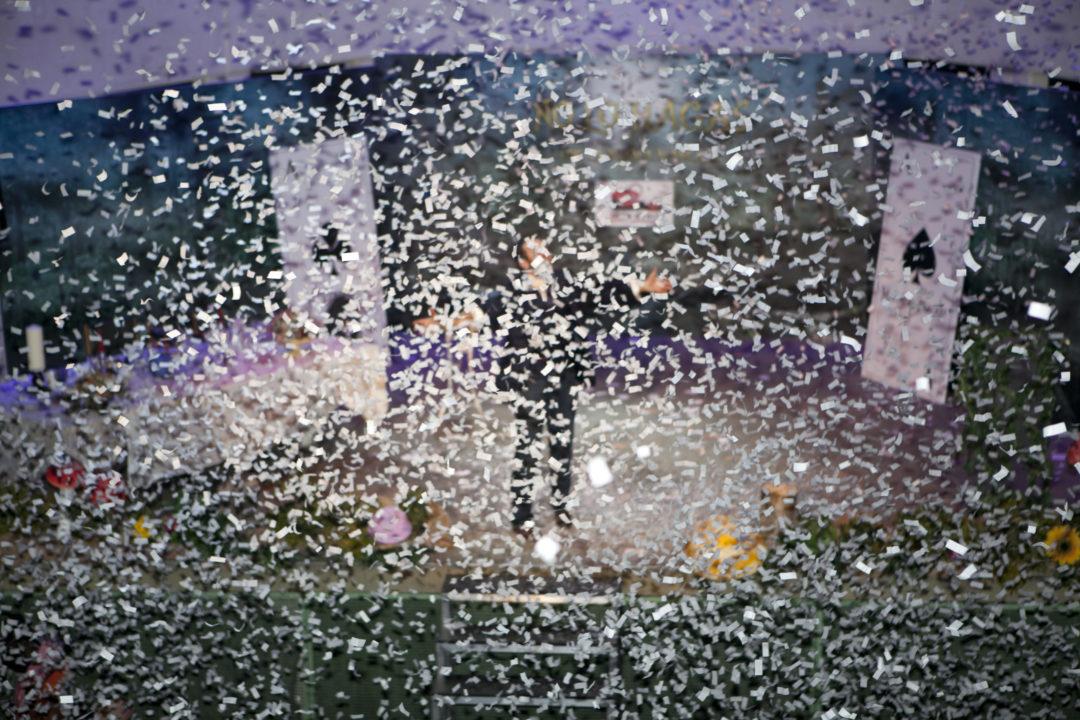 El evento se cierra con la tormenta de nieve