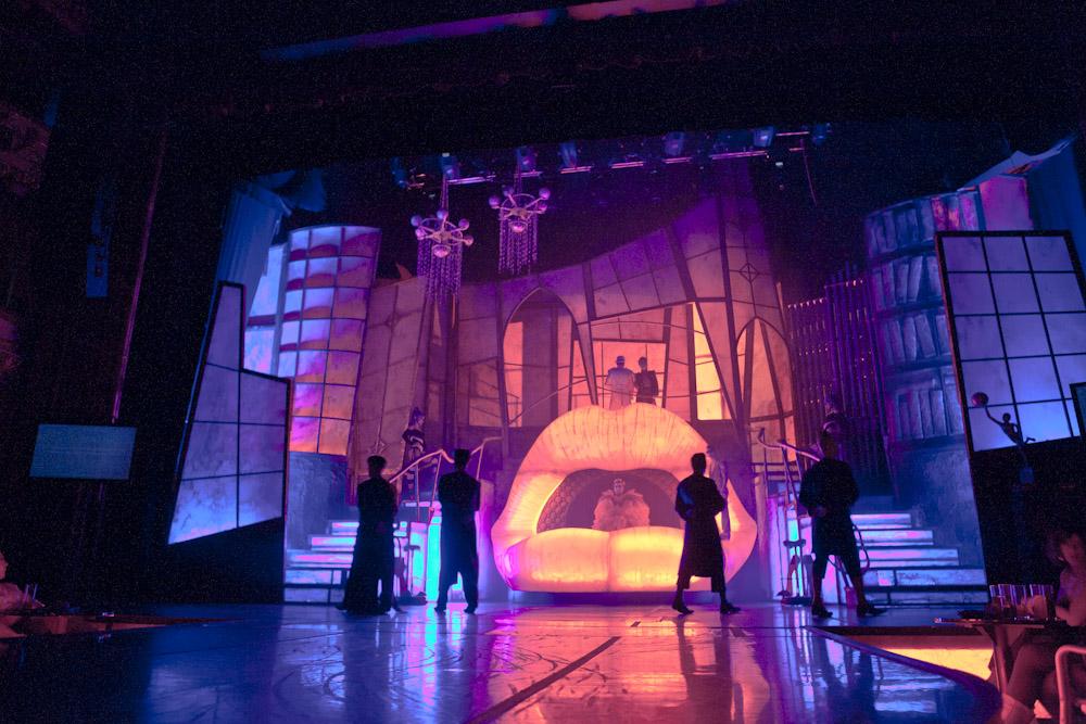 Primera imagen del show