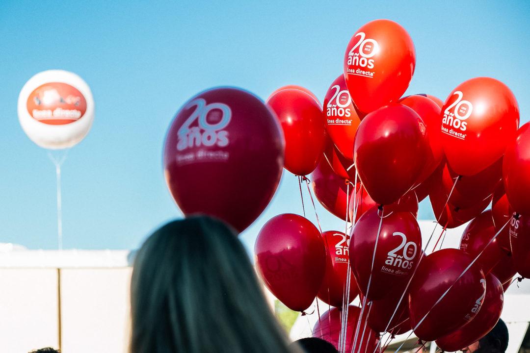 20º aniversario línea directa aseguradora