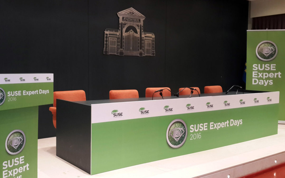 Jornadas SUSE Expert Days Madrid y Barcelona