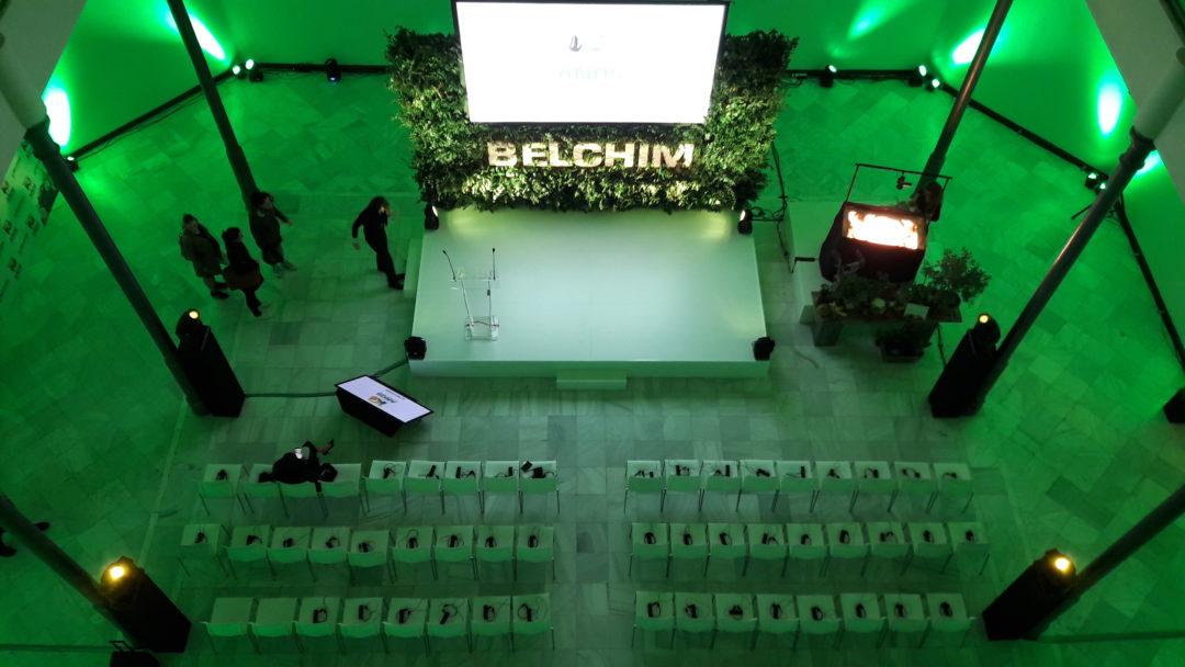 escenario evento