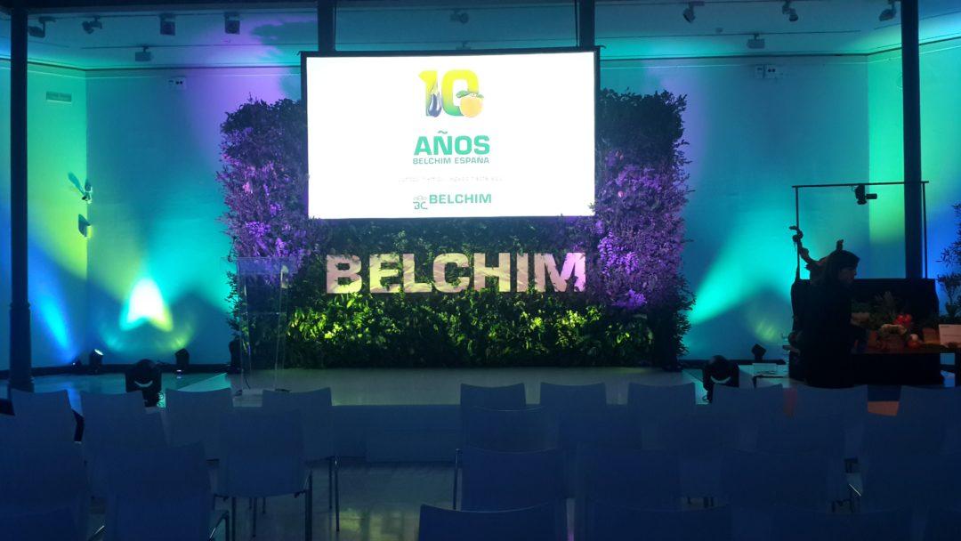 Día del aniversario de Belchim