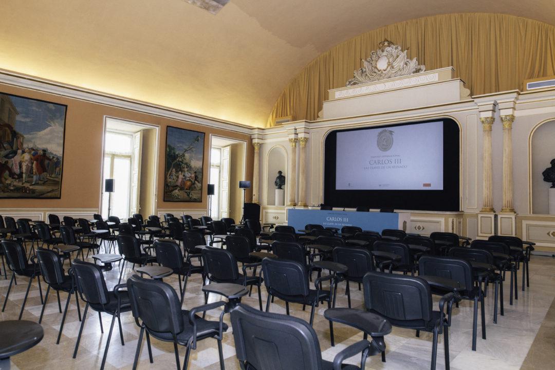 Organización de eventos y conferencias
