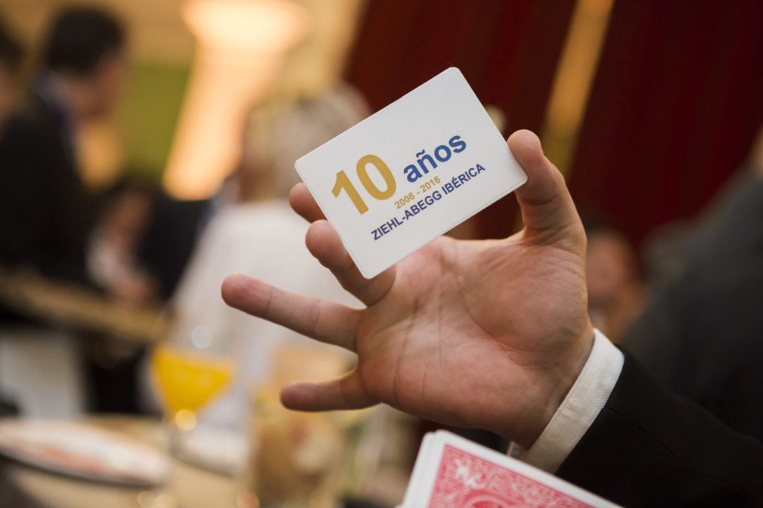 10º Aniversario Ziehl Abegg Ibérica
