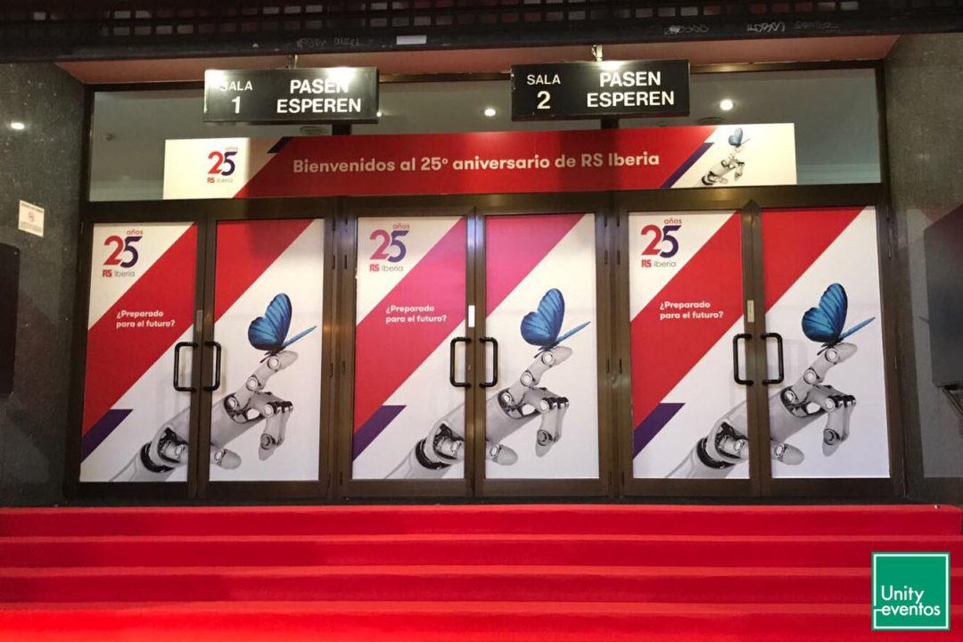 25º aniversario RS Components Iberia