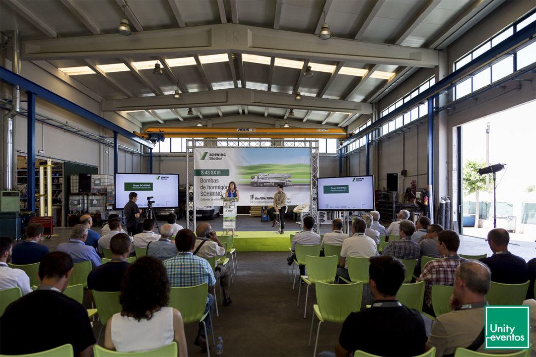Presentación Schwing Stetter Ibérica