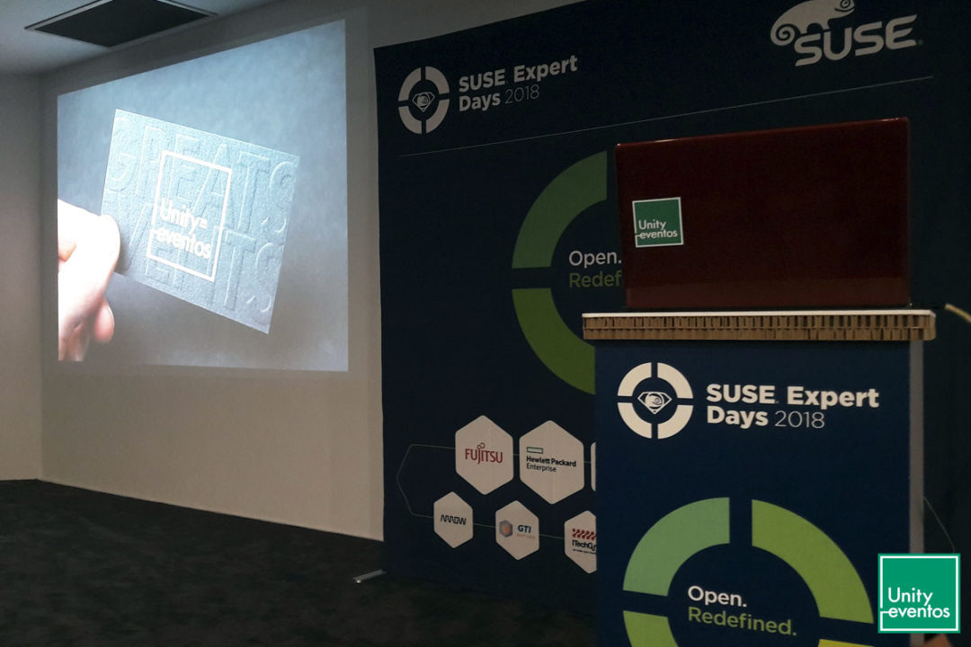 Roadshow Suse Expert Days 2018