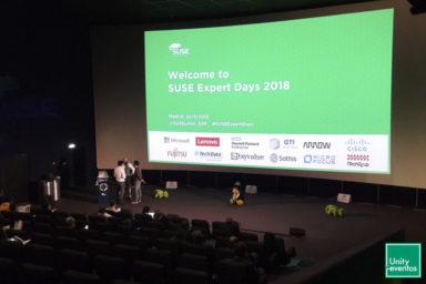 Roadshow Suse Expert Days 2018