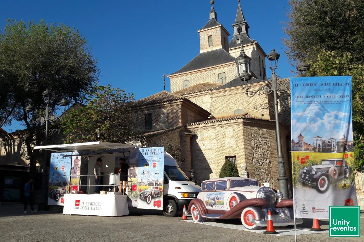 Road Show Comunidad de Madrid