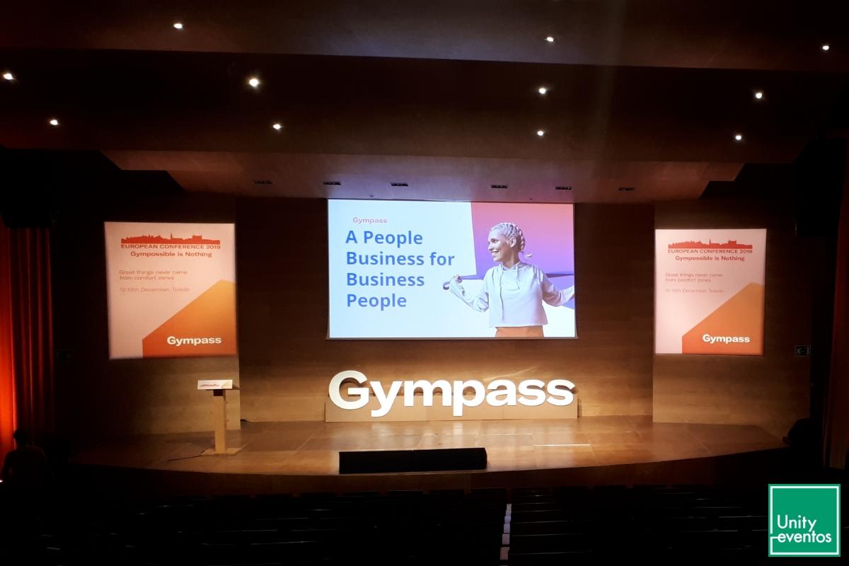 Convención Europea Gympass