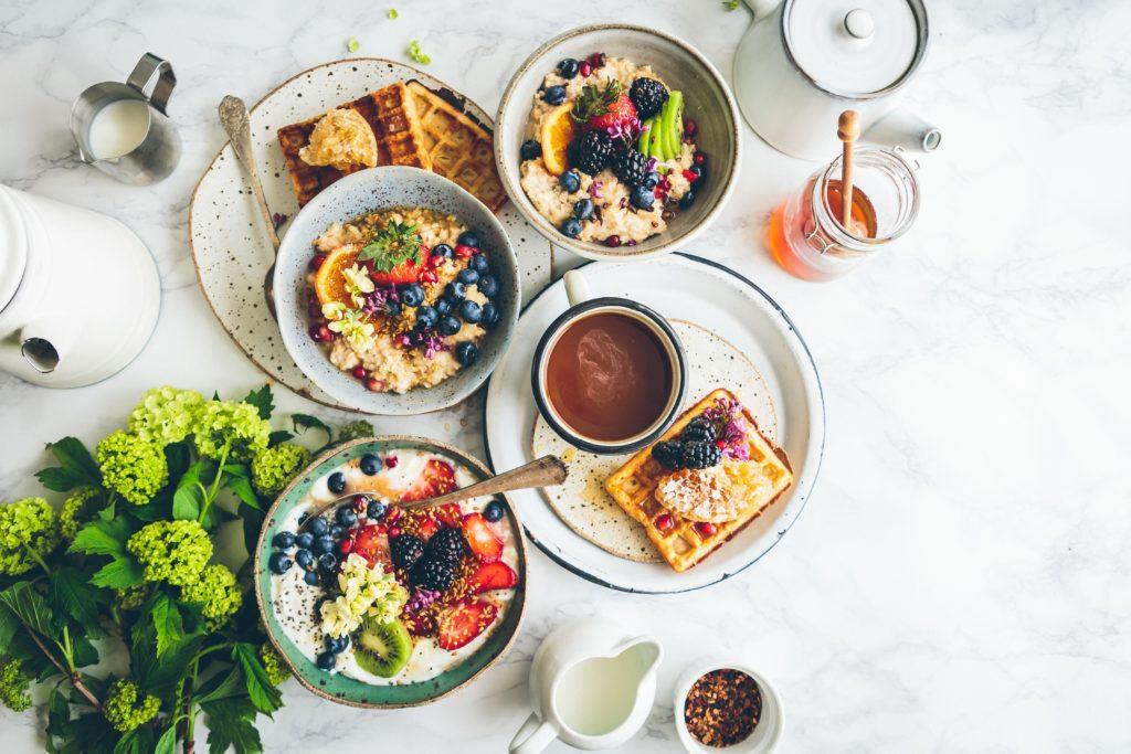 desayuno virtual